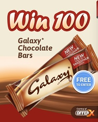 Win free choclates