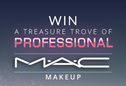 Win Free Mac Makeup Limited Edition