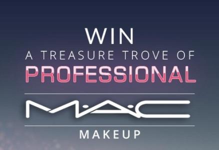Mac Free makeup kit