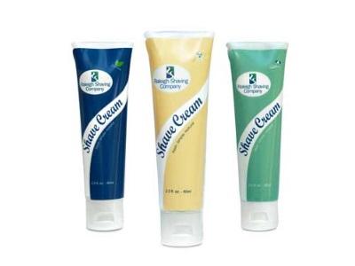 free shaving cream