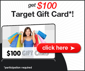Get A 100 Target Gift Card Us Only Freebies Joy