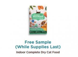 Free cat foods