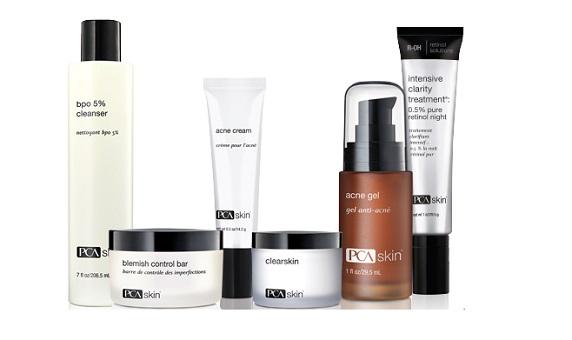 Free sample kit + a free serum – luminance skincare.