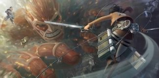Free Attack on Titan